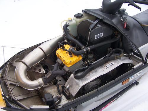 1995 Ski-Doo MX470 Rotax